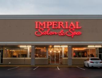 Imperial Spa & Salon Exterior