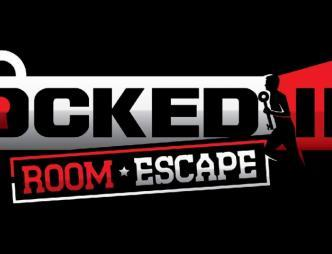 Locked Inside Escape Room Logo