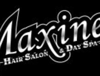 Maxine's Salon and Spa Logo