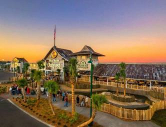 Bass Pro Shops Stick Marsh Outpost Exterior