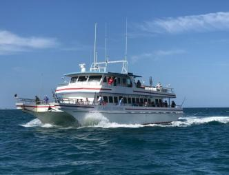 Deep sea fishing boat with Orlando Princess & Canaveral Princess Deep Sea Fishing