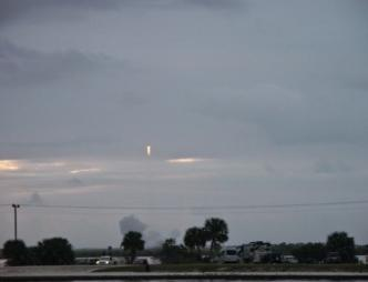 Parrish Park at Titusville Rocket Launch View