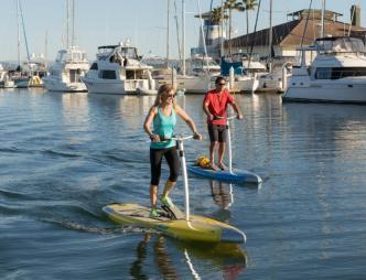 Performance Sail and Sport Paddle Boarding