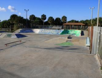 Satellite Beach Skate Park