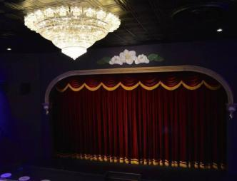 Titusville Playhouse Curtains
