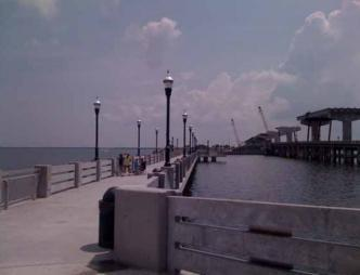 Titusville Veterans Memorial Fishing Pier 1