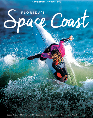 Cover of Space Coast Vacation Planner