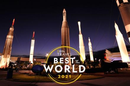 Best of the World Kennedy Space Center