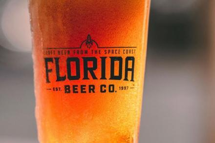 cold beer from florida beer company