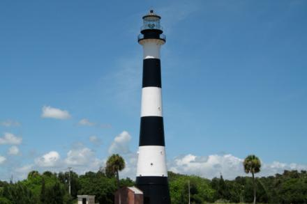 The Cape Canaveral Lighthouse
