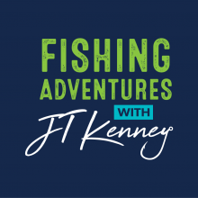 Fishing Adventures with JT Kenney Logo