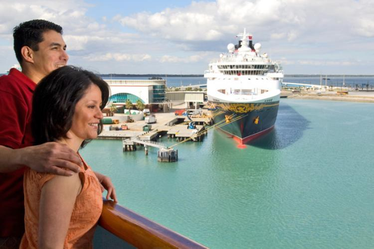 Embarking on a cruise vacation from Port Canaveral