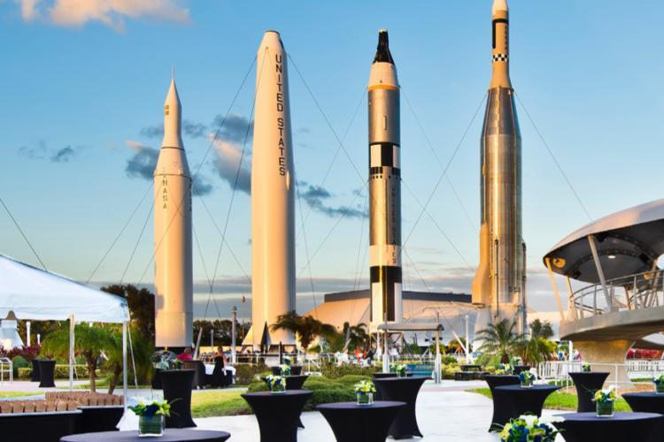 Out-of-this-World Wedding Venues on the Florida's Space